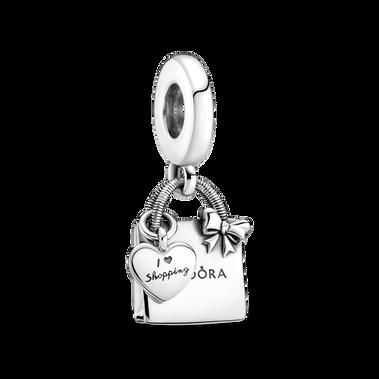 Pandora Shopping Bag Dangle Charm
