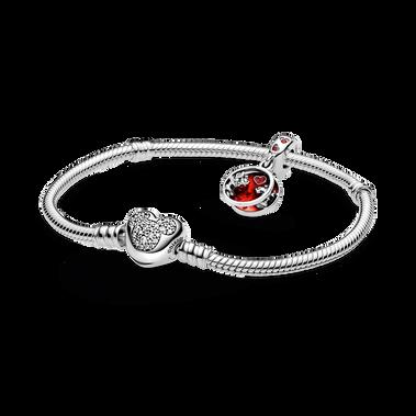 Disney Sweethearts Bracelet and Charm Set