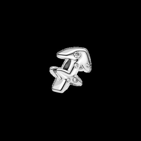 Sparkling Sagittarius Zodiac Charm