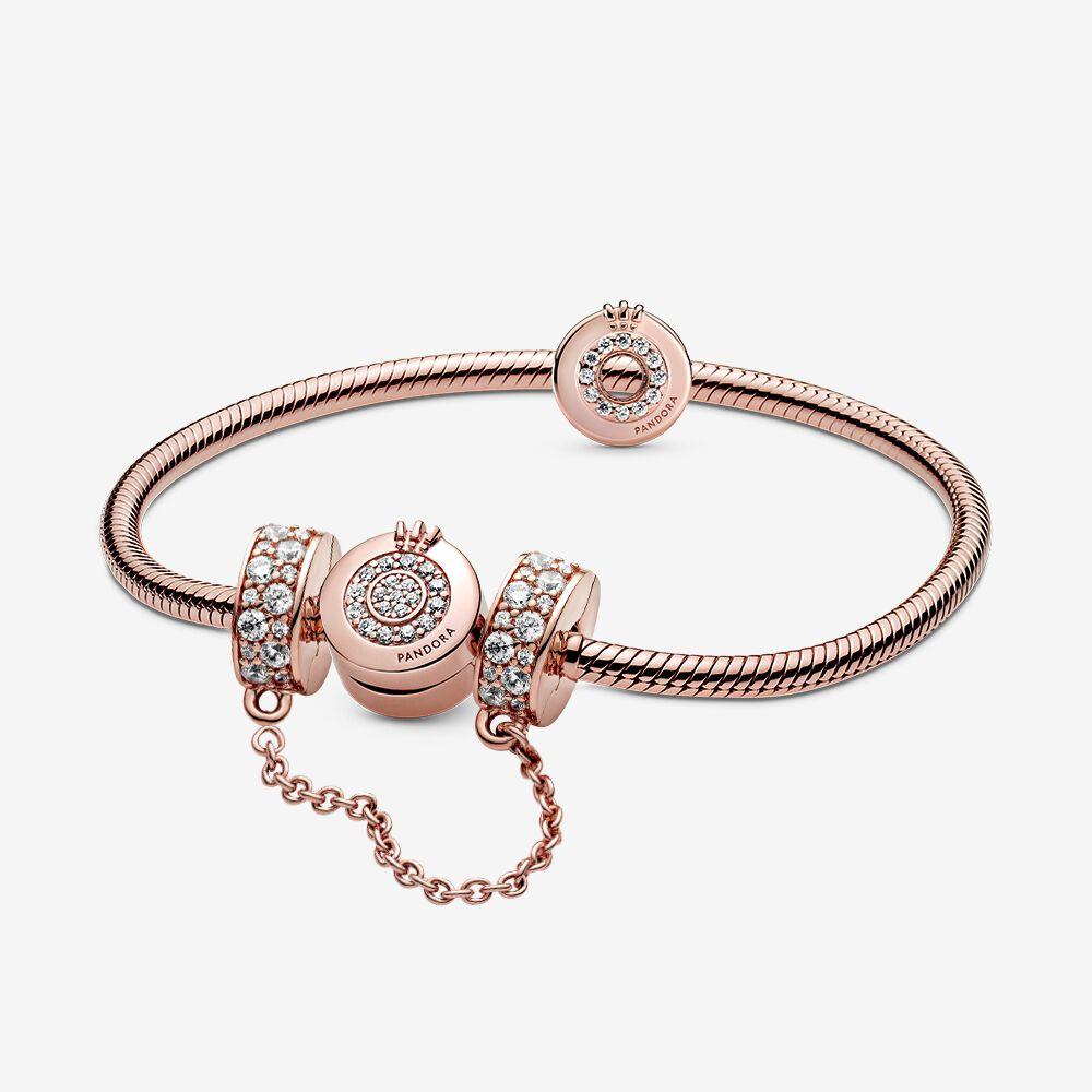 Pandora Crown O Bracelet & Charms Set | Pandora AU