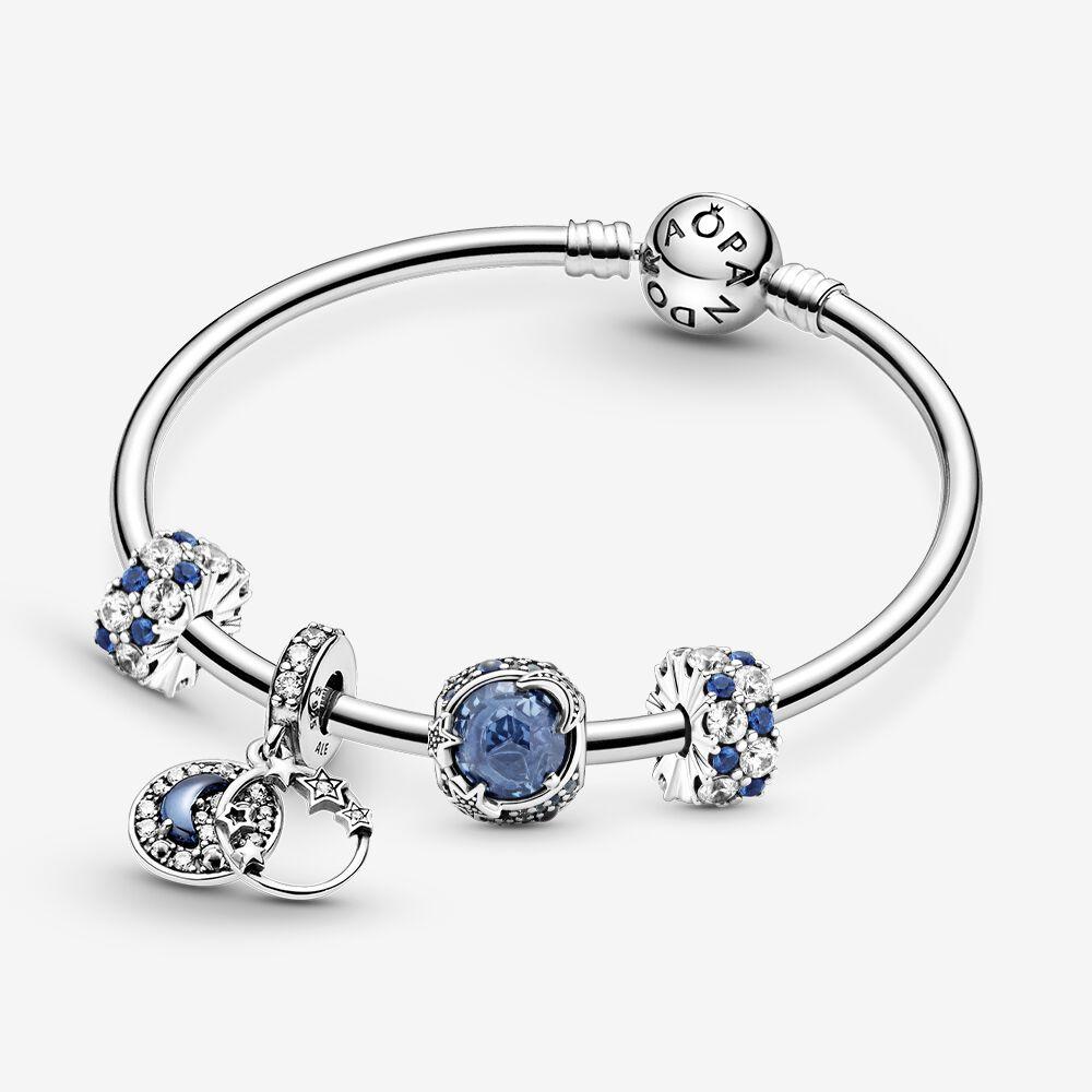 Starry Night Bracelet and Charms Set   Pandora AU