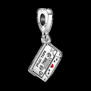 Vintage Cassette Dangle Charm