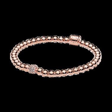 Pandora Rose Beads & Pavé Bracelet