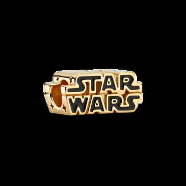 Collector's Edition Star Wars Shining 3D Logo Charm
