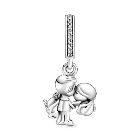 Married Couple Dangle Charm