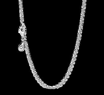 Silver Chain Necklace - PANDORA