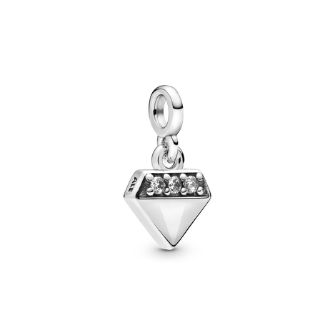 My Bright Diamond Hanging Charm