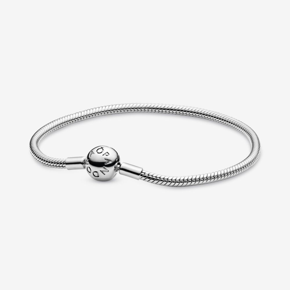 Pandora Moments Snake Chain Bracelet Pandora Au
