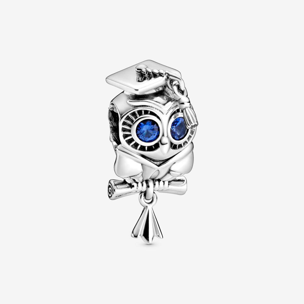Wise Owl Graduation Charm | Pandora AU