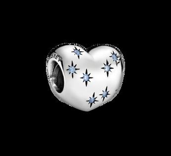 Disney Cinderella's Dream Heart Charm