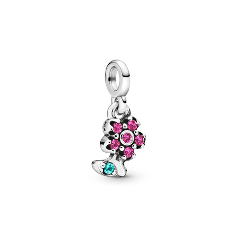 My Pretty Flower Hanging Charm