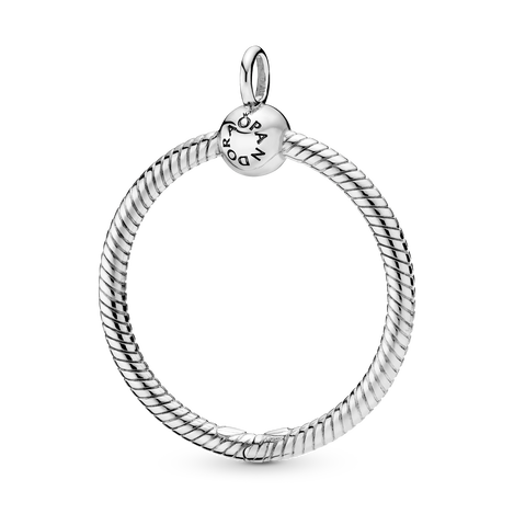 Pandora Moments Medium O Pendant