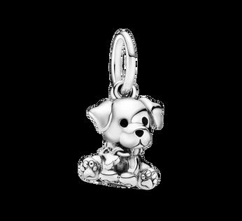 Labrador Puppy Dog Hanging Charm