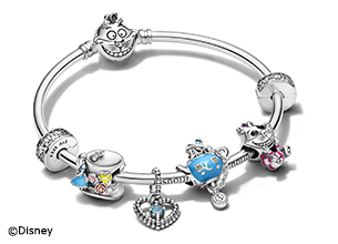 Shop the Pandora x Disney collection