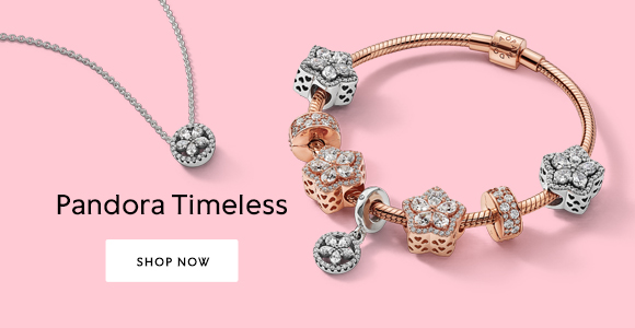 Shop the Pandora Timeless collection