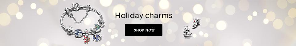 Pandora Holiday Charms