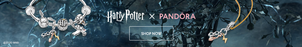 Shop the Harry Potter x Pandora collection
