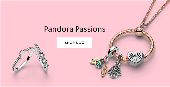 Shop the Pandora Passions Collection