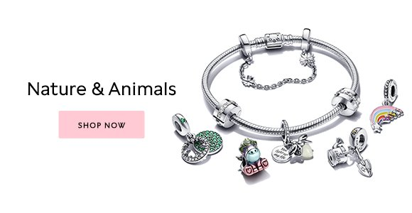Shop the Pandora Garden collection