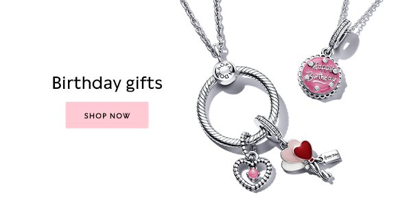 Shop Pandora Birthday Gifts