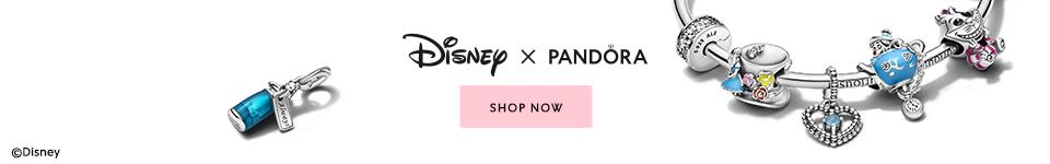 Shop the Disney x Pandora collection