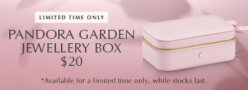 Shop the Pandora Garden Jewelley Box