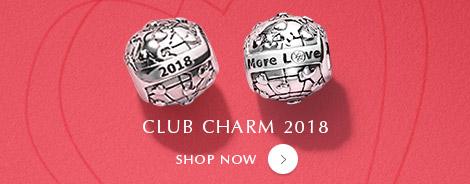 Shop PANDORA Club Charm